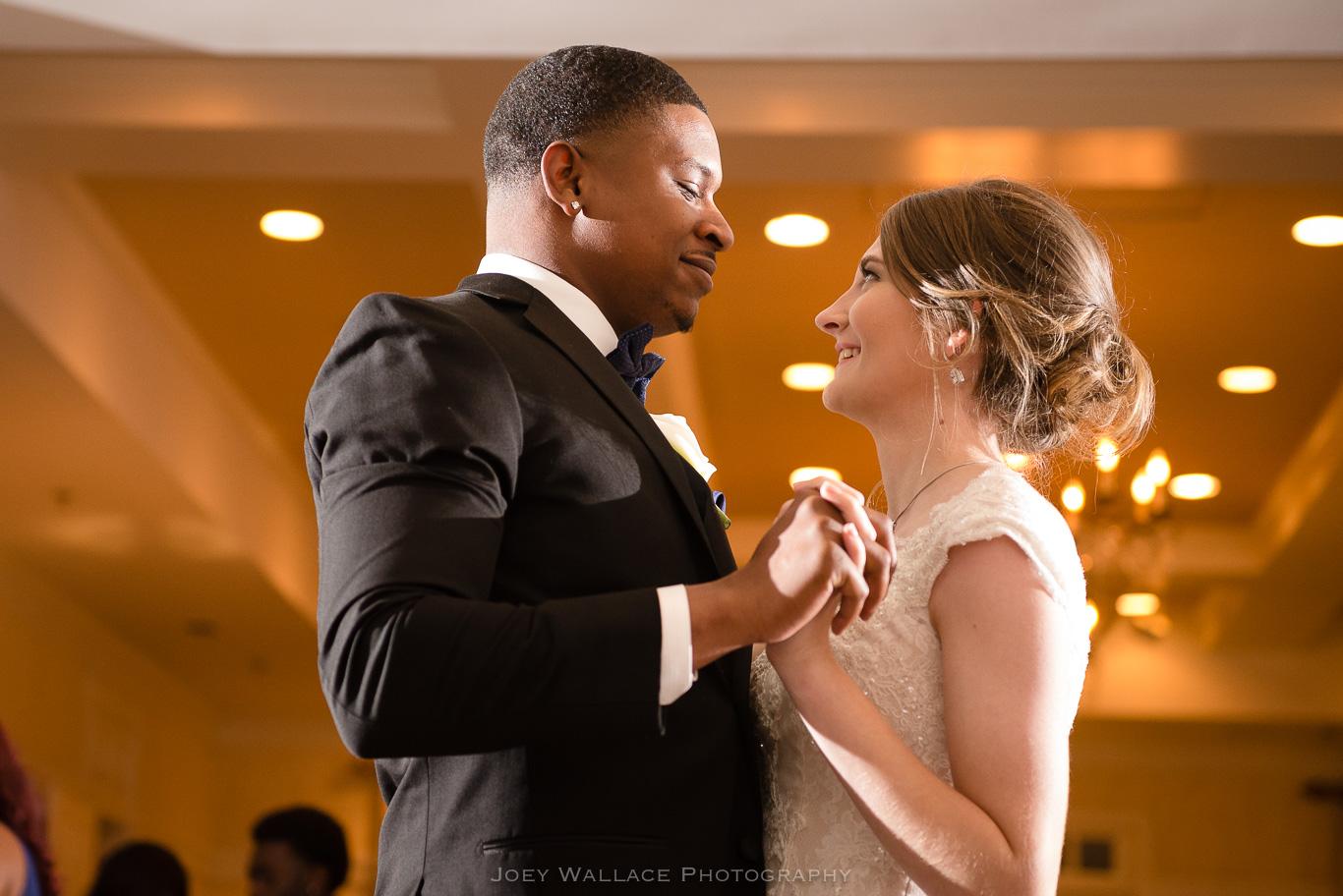 Wedding Reception at the Flint Hill