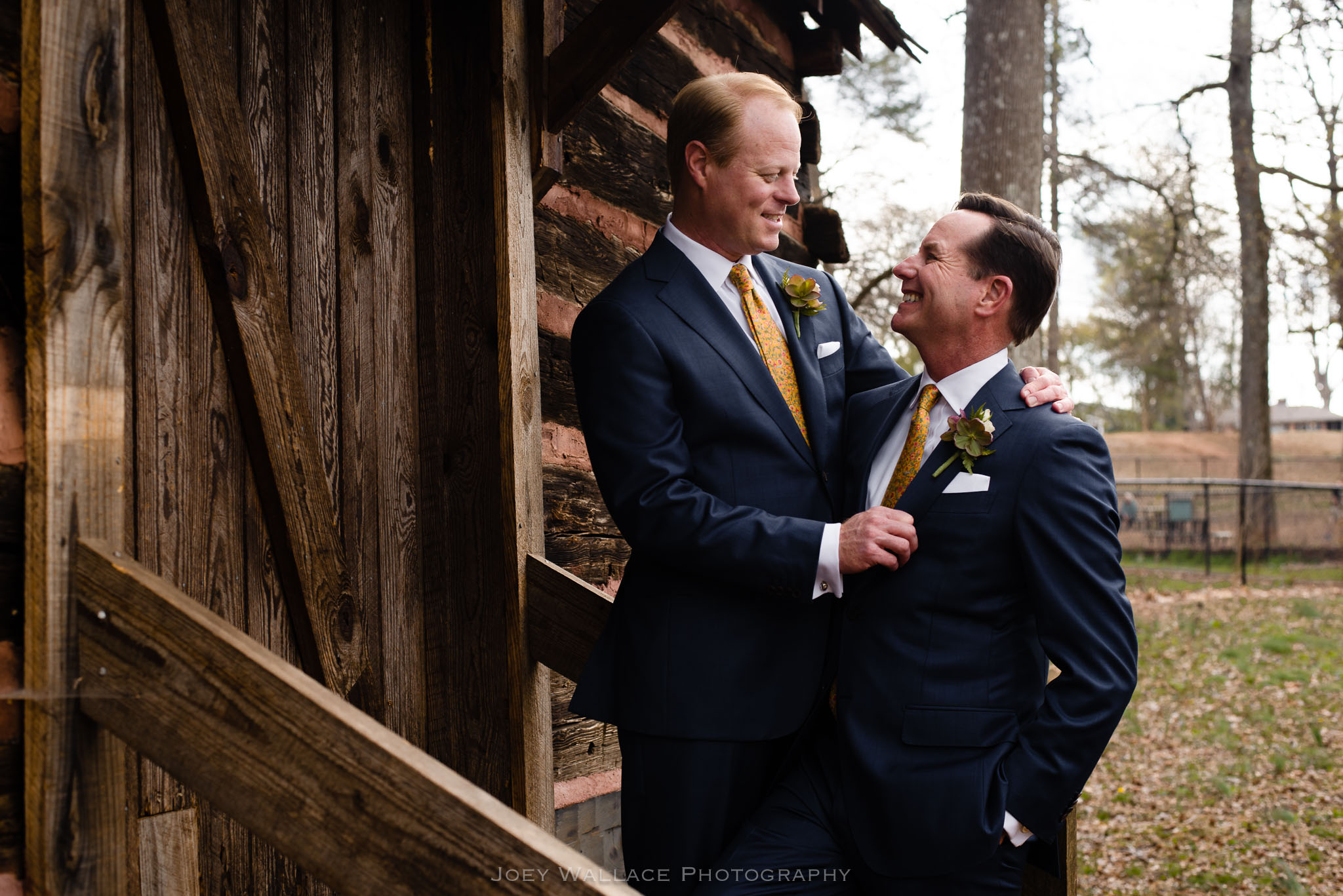 Same-Sex Gay Wedding at the Mary Gay house