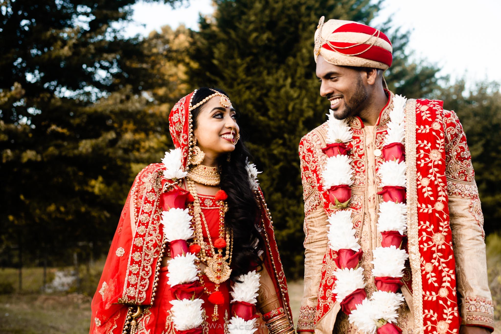 Indian South Asian wedding in Atlanta